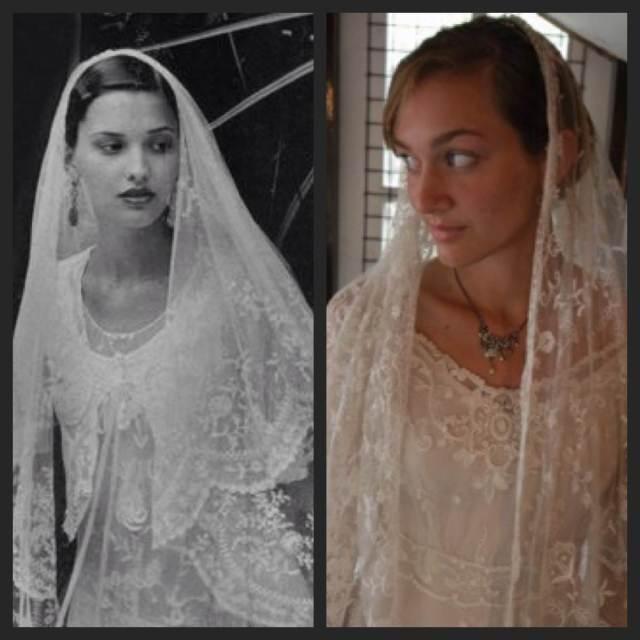 Days of Grace Vintage Wedding Dresses at the National Vintage Wedding Fair