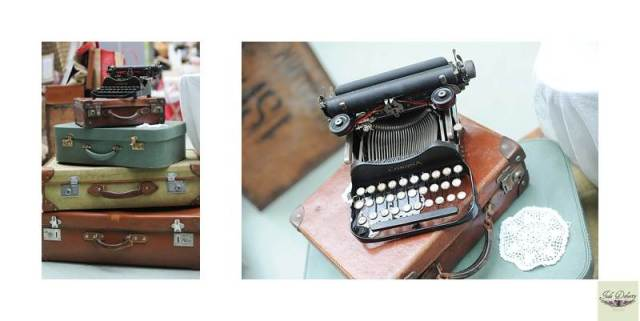 The National Vintage Wedding Fair at Victoria Baths photographed by Jade Doherty