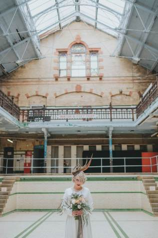 Manchester Wedding Fair in Victoria Baths