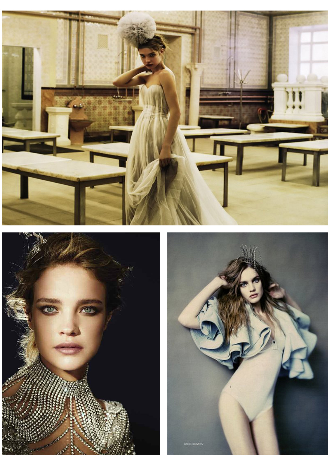 Natalia Vodianova Wedding Dress Vintageweddingplanner