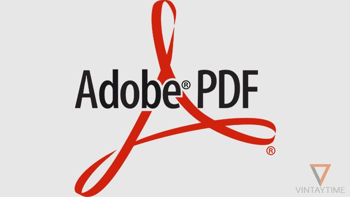 adobe pdf featured