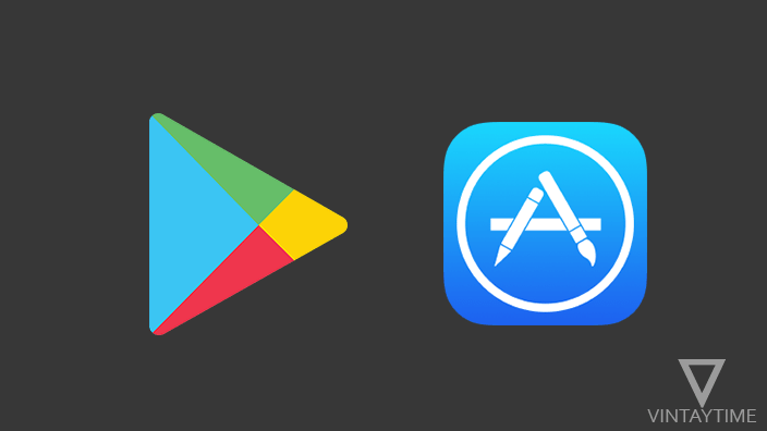 google play app store logo featured