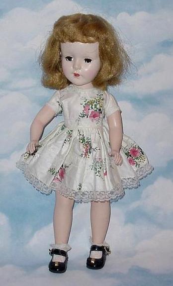 Hard Plastic Dolls On Vintage Dolls