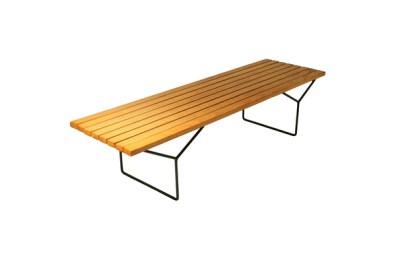 Harry Bertoia Slat Bench By Knoll £1,800