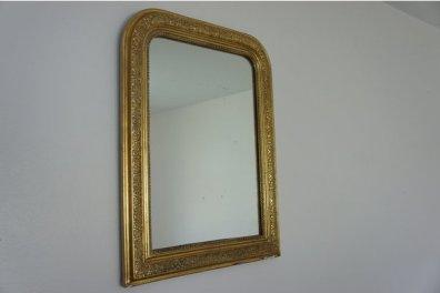 Small Vintage Louis Phillippe Mirror £225