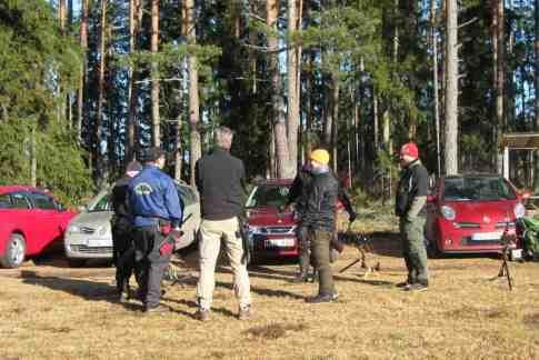 Björnens deltävling i vinterserien 26 februari