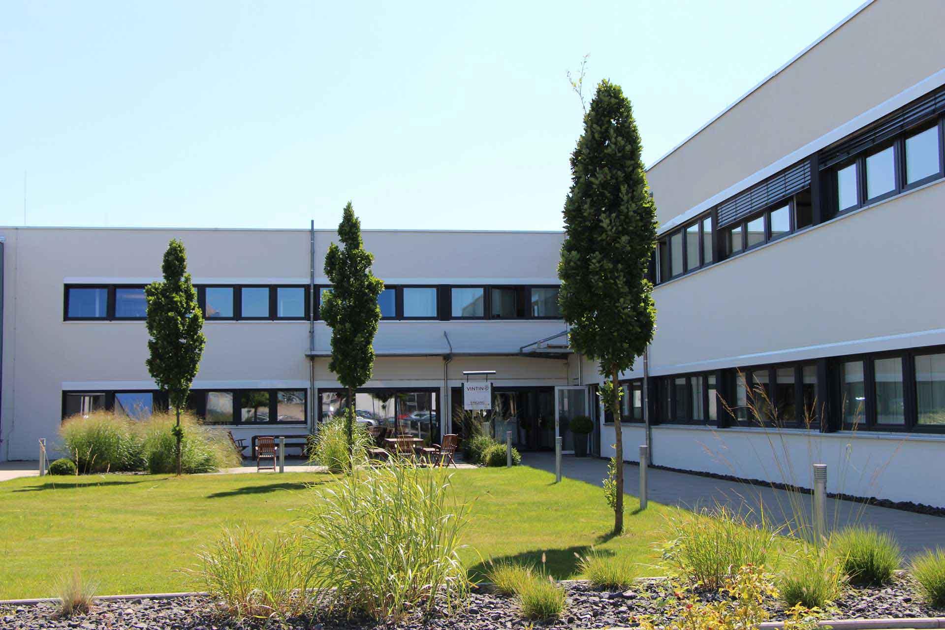 VINTIN Campus in Sennfeld bei Schweinfurt: IT für das digitale Zeitalter