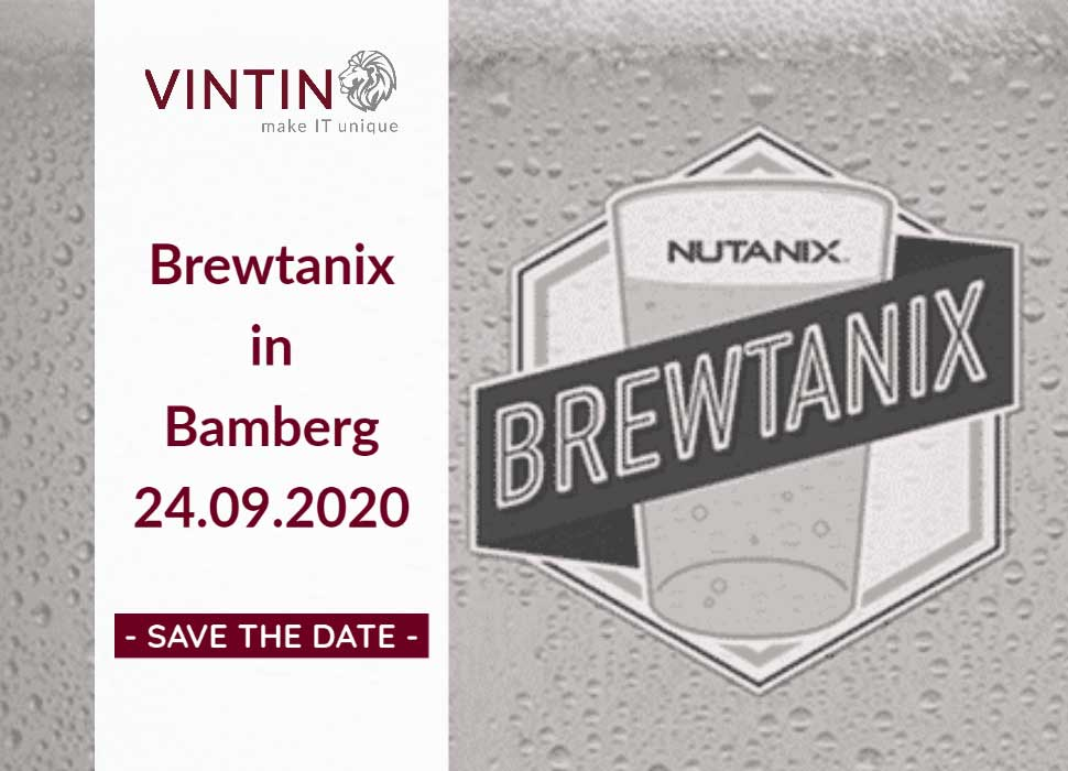 Save the Date: BREWTANIX am 24. September in Bamberg