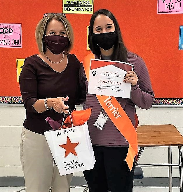 WBHS puts the spotlight on Terrier teachers and staff