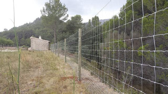 Vinuesa vallas cercados montaje valla vallados cercados - Vallados de madera ...