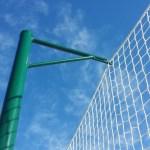 Cerramiento con Red deportiva