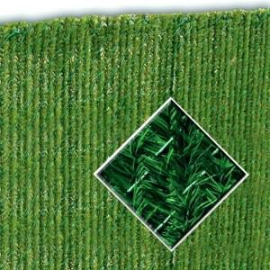 Vallado ocultación polietileno con seto artificial HedgeLing