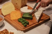 cheese sampling