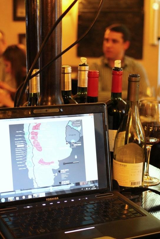 regiunile viticole din America de Sud