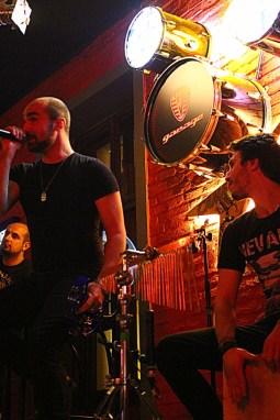 Benetone Band in concert