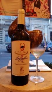 vin alb Gitana