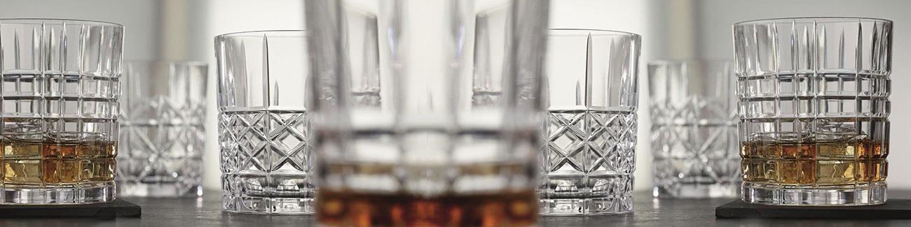 verres a whisky pour degustation de