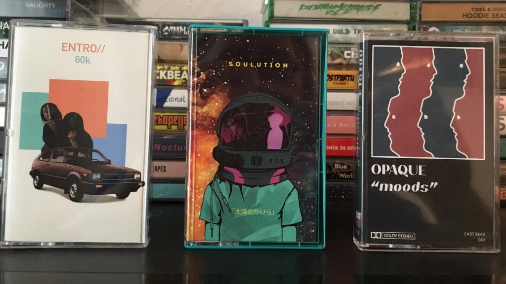 Entro, Soulution, OPAQUE - Tapes 28