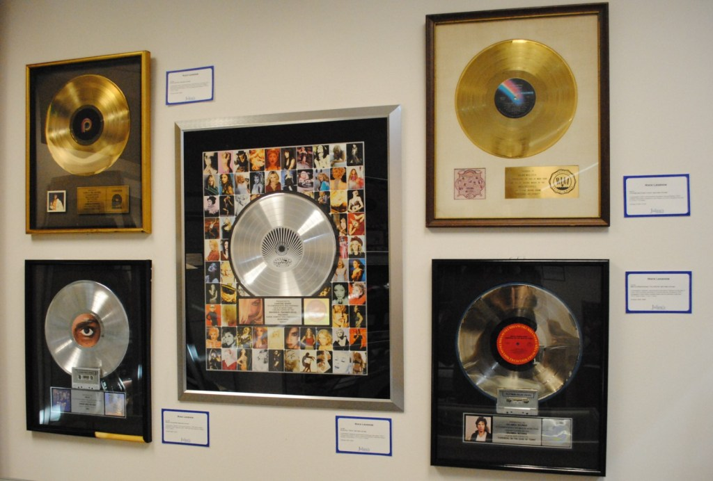Vinyl Wanted Buys Gold and Silver Award Discs