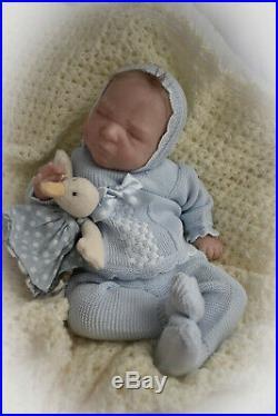 Leo Reborn Doll By Judy Katsaris/ Sabine Altenkirch