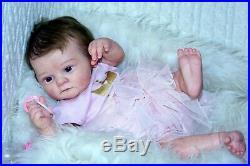 Reborn Baby Dolls Yael created from the limited set Yael by GUDRUN LEGLER