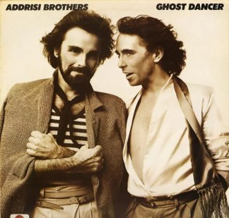 Addrisi Brothers - Ghost Dancer (LP, Album)