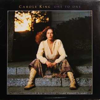 Carole King - One To One (LP, Album, Spe)