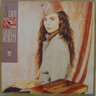 Alice (4) - Gioielli Rubati (LP, Album)