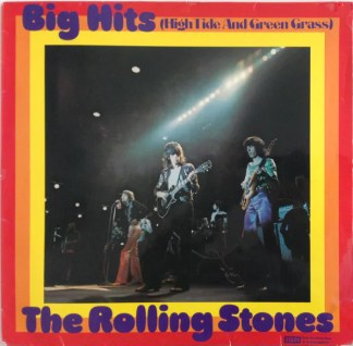 The Rolling Stones - Big Hits (High Tide And Green Grass) (LP, Comp, Club)