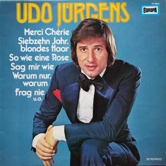 Udo Jürgens - Udo Jürgens (LP, Comp)