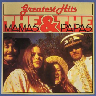 The Mamas & The Papas - Greatest Hits (LP, Comp)