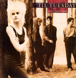 'Til Tuesday - Welcome Home (LP, Album)