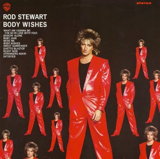 Rod Stewart - Body Wishes (LP, Album)