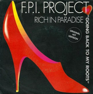"F.P.I. Project* - Rich In Paradise (7"", Single)"