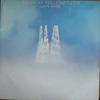 Andreas Vollenweider - White Winds (LP, Album)