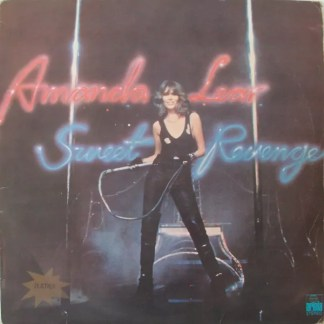 Amanda Lear - Sweet Revenge (LP, Album, P/Mixed, RE, RP)