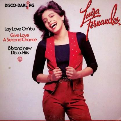 Luisa Fernandez - Disco Darling (LP, Album, Club)