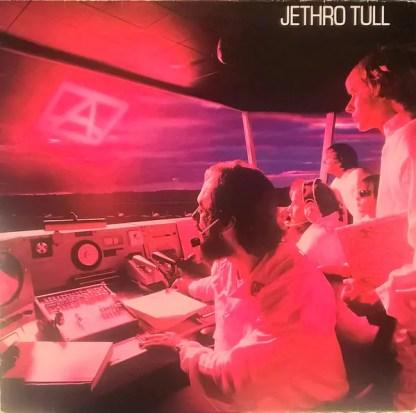 Jethro Tull - A (LP, Album)