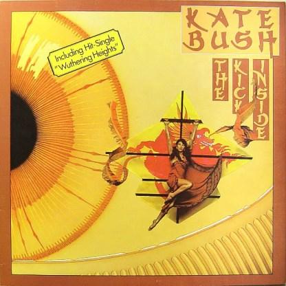 Kate Bush - The Kick Inside (LP, Album, RE)