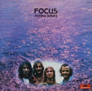 Focus (2) - Moving Waves (LP, Album)
