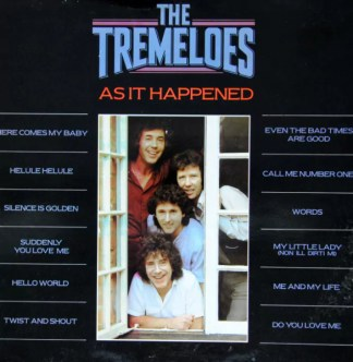 The Tremeloes - As It Happened (LP, Comp, Mono)