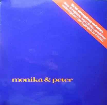 Monika & Peter - Monika & Peter (LP, Mono)