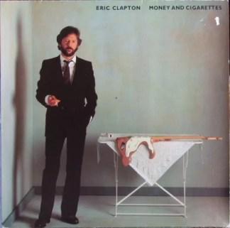 Eric Clapton - Money And Cigarettes (LP, Album)