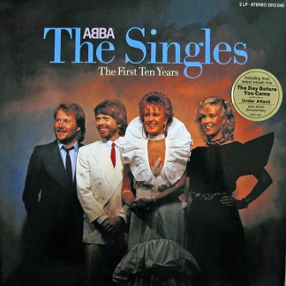 ABBA - The Singles (The First Ten Years) (2xLP, Comp)