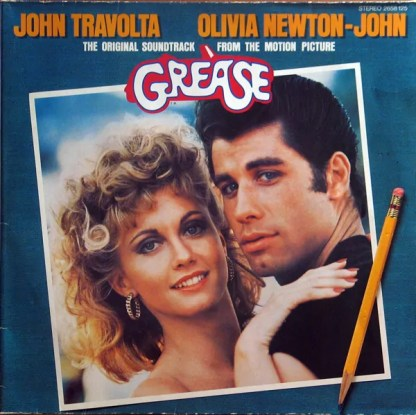 Various - Grease (The Original Soundtrack From The Motion Picture) (2xLP, Album)