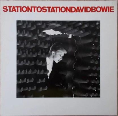 David Bowie - Station To Station (LP, Album, RE)