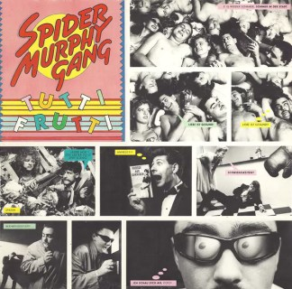 Spider Murphy Gang - Tutti Frutti (LP, Album)
