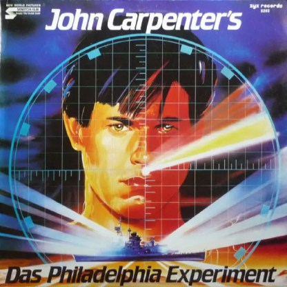 "The Splash Band - Das Philadelphia Experiment (12"", Maxi)"
