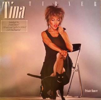 Tina Turner - Private Dancer (LP, Album, Club)
