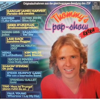 Various - Thommy's Pop-Show Extra (LP, Comp, Club)
